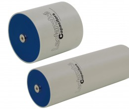 High voltage frequency capacitors
