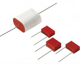 Precision capacitors