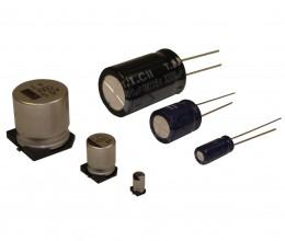 aluminium Capacitors