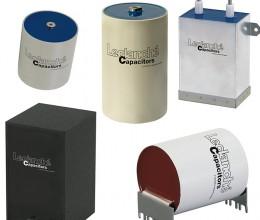 Film Industrial capacitors