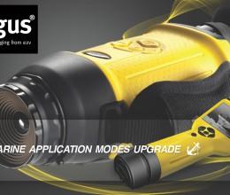 Marine Application Colour Modes Upgrade