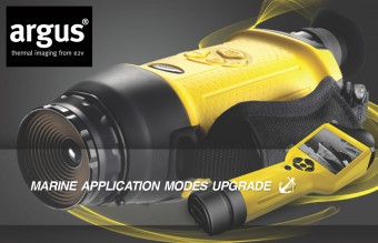 Marine Application Colour Modes Upgrade