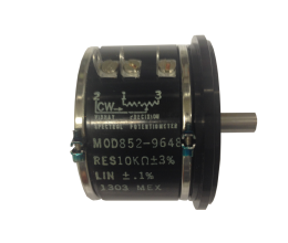 Primary Read out Potentiometer