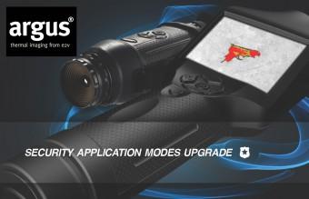 Security Colour Modes Upgrade