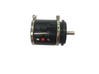 Upper Jaw Potentiometer