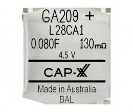 GA209 Cap-XX ultracapacitor