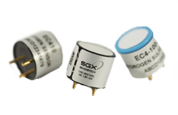 Electrochemical gas sensors