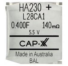 HA2 Cap-XX ultracapacitor