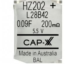 HZ2 Cap-XX ultracapacitor
