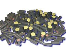 Plug pill resistors