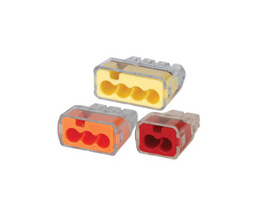 In-Sure™ Push-In Wire Connectors