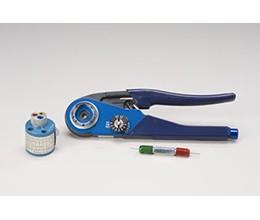 Standard Step Adjustable Crimp Tool 615708 (M22520 1-01)