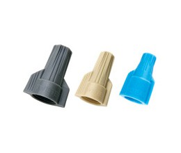 Twist-On Wire Connectors