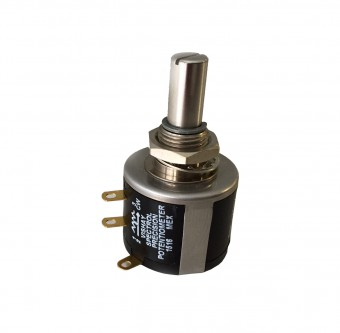 Couch dual vertical potentiometer