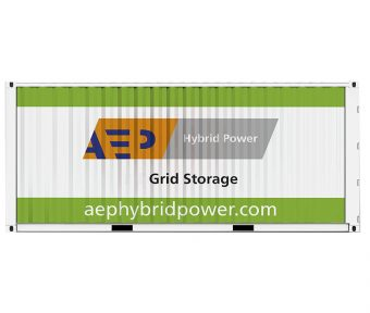 Grid & UPS energy storage2