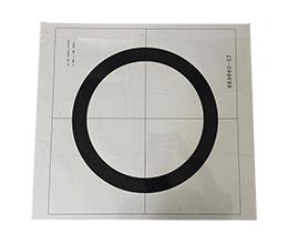 Crosshair assembly Mylar