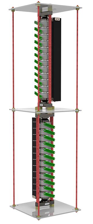 Thyristor stack-3