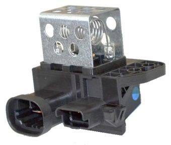 Resistor relay box