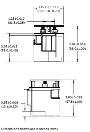 Illustration 2 - JEVB500 Series