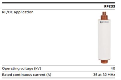 Product offering Vacuum Interrupters-2