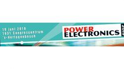 Power Electronics Event 2019 logo