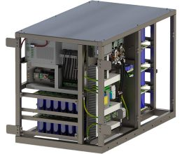 Compact Energy Storage System
