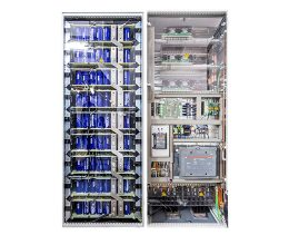 ESS cabinet with 1 MW converter