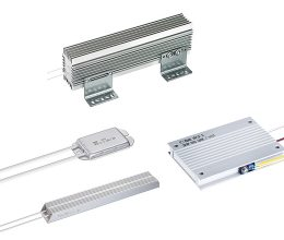 Encapsulated Power resistors