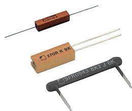 Low power resistors