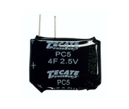 PC ultracapacitors