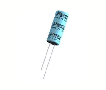 TPLH radial ultracapacitors