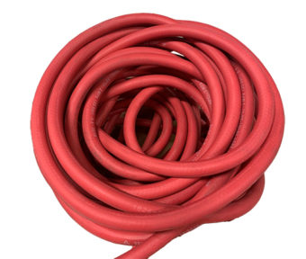 Welding hose red